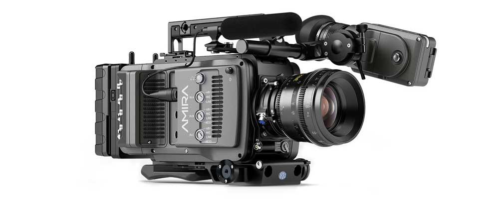 دوربین فیلمبرداری الکسا آمیرا | انجمن دستیاران فیلمبردار سینما