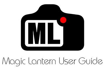 User Guide | Magic Lantern